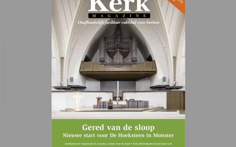 Kerkmagazine cover