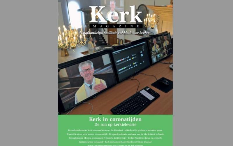 Kerkmagazine juni 2020