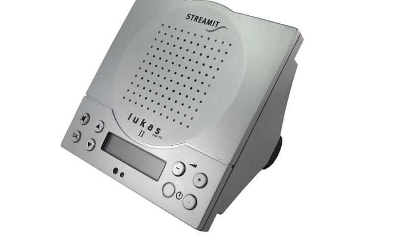 Lukas II internet audio ontvanger