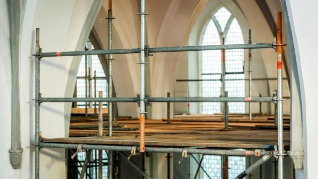 Restauratie monumentaal kerkgebouw