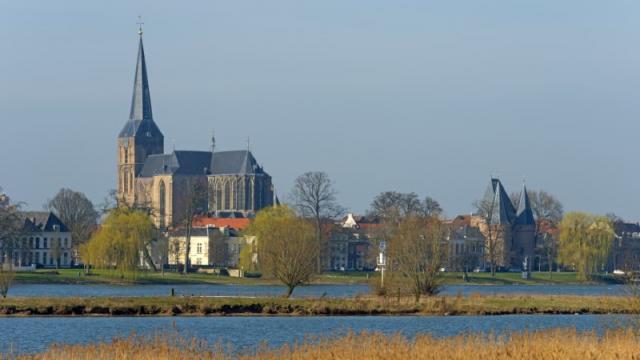 De Bovenkerk in Kampen