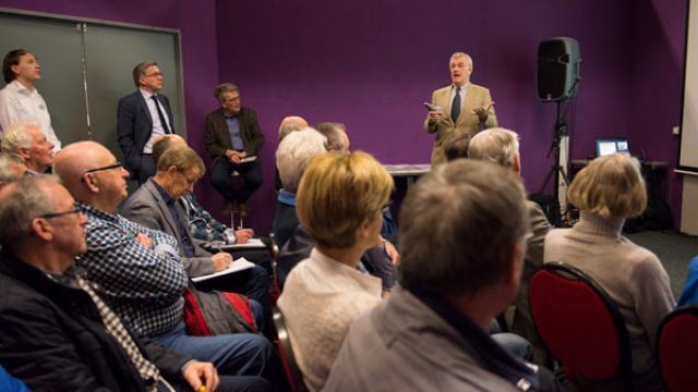 Workshop Kerkenbeurs Nederland