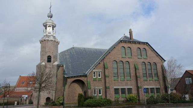 Hervormde Kerk in Stavenisse | Beeld: website Hervormde Gemeente Stavenisse