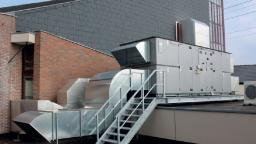 Auerhaan installeerde een nieuw klimaatsysteem in de Adventkerk in Veenendaal.
