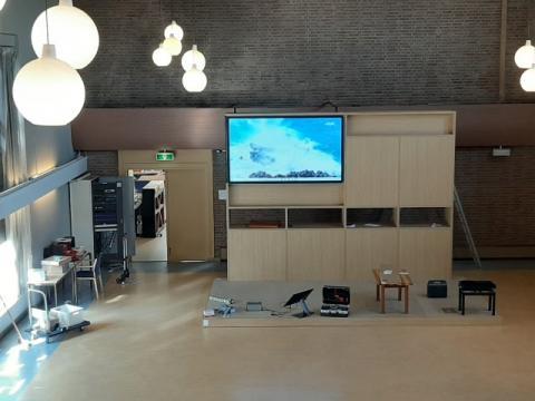 Protestantse Gemeente Arnhem-Zuid neemt verbouwde kerk in gebruik. Beeld: PG Arnhem-Zuid