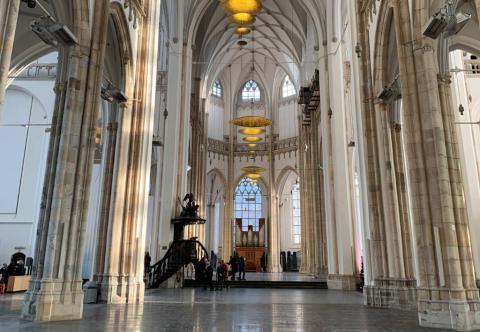 Interieur van de Eusebiuskerk in Arnhem   Copyright Kerkmagazine
