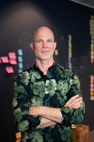 Klaas Jan Wierenga, directeur van Kerkdienstgemist.nl | Copyright Kerkdienstgemist.nl