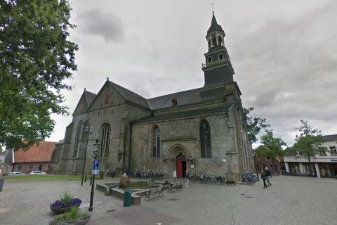 De Simon en Judaskerk in Ootmarsum is de meest gastvrije kerk in Oost-Nederland.