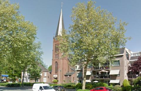 De Antonius van Paduakerk in Nijverdal