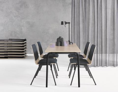 Pliana, de multi-inzetbare klaptafel van Casala.