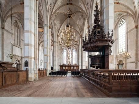 Grote Kerk Zwolle na aanpassingen in 2019 - Foto: Frank Hanswijk